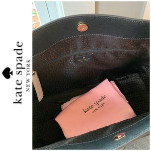 kate spade Bags - NWT Kate Spade genuine leather tote black
